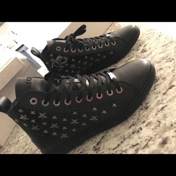 Jimmy Choo Shoes   Colt Stars Nappa
